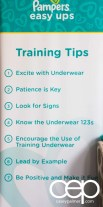 Level Ups with Pampers Easy Ups — Getting Aware of the Better Way to Underwear! — Potty Training Tips