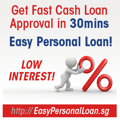 Easy Personal Loan Singapore Promotion | CashLender.sg