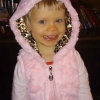 Help 2 Year Old Amelia Golub