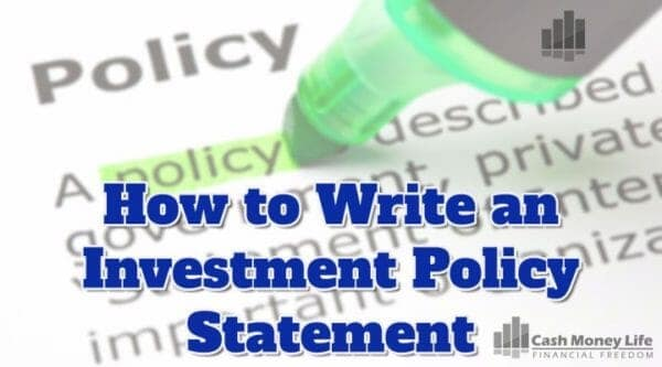 Investment Policy Statement - How to Write a Rock-Solid IPS