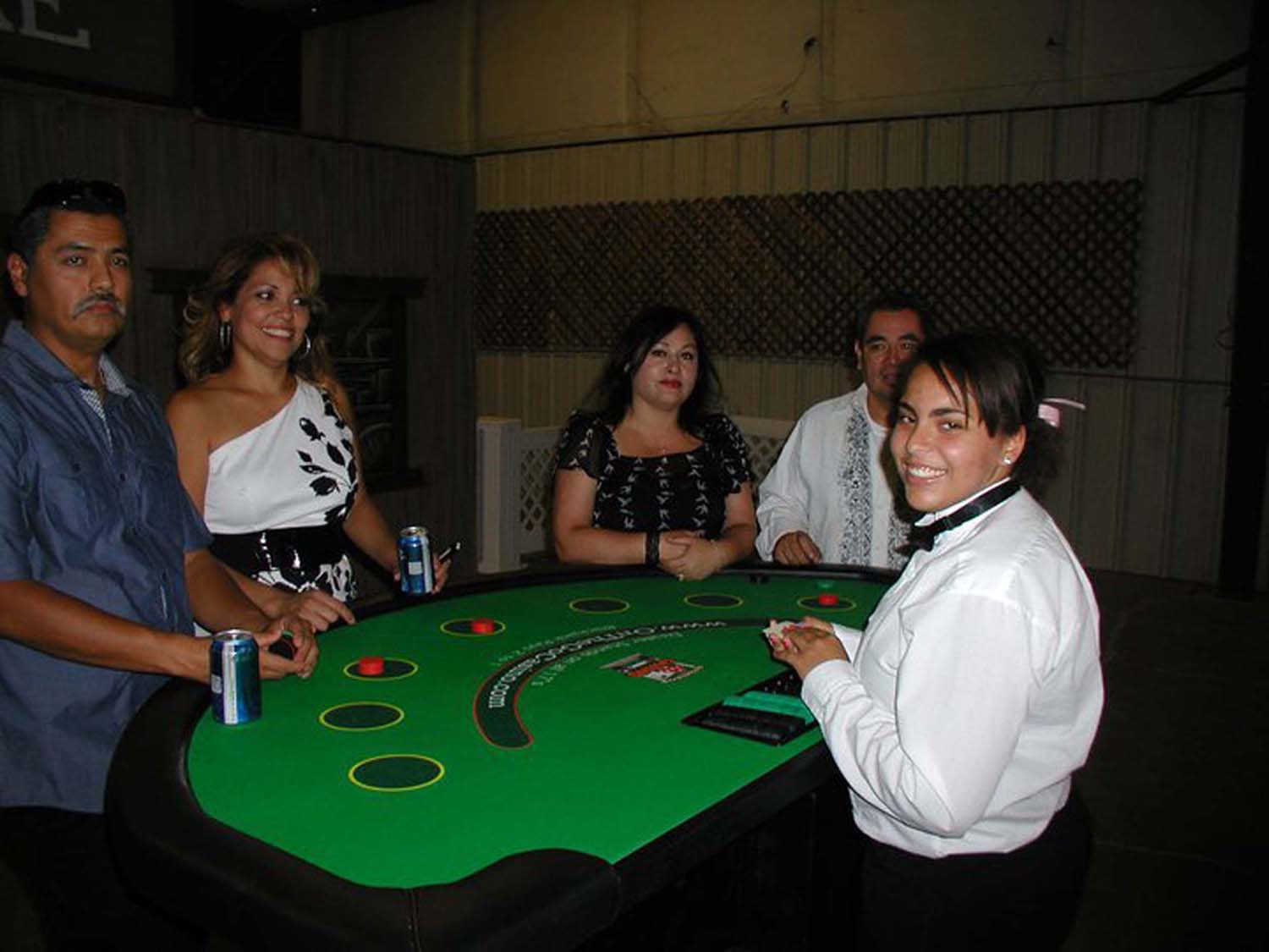 Blackjack Mesa Casino Party Photos Casino Party Pictures Casino Party Images