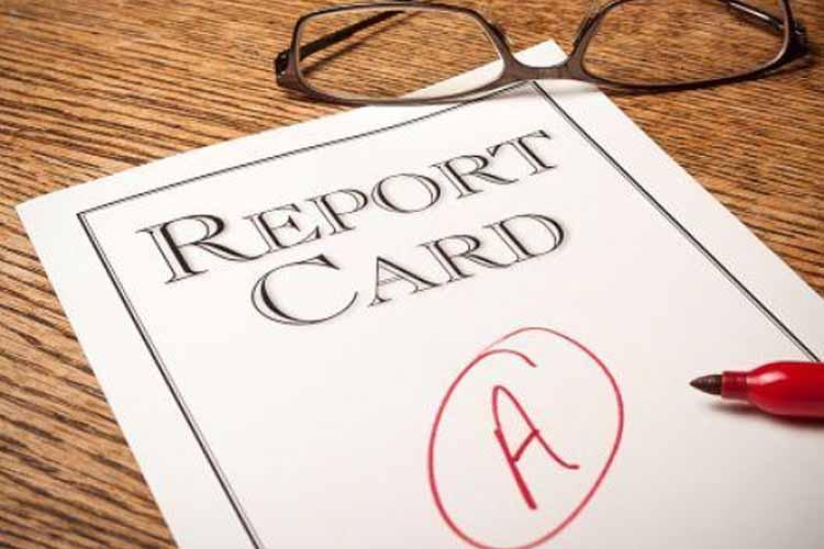 June Report Card Promotion - Casino Pier \ Breakwater Beach - report card