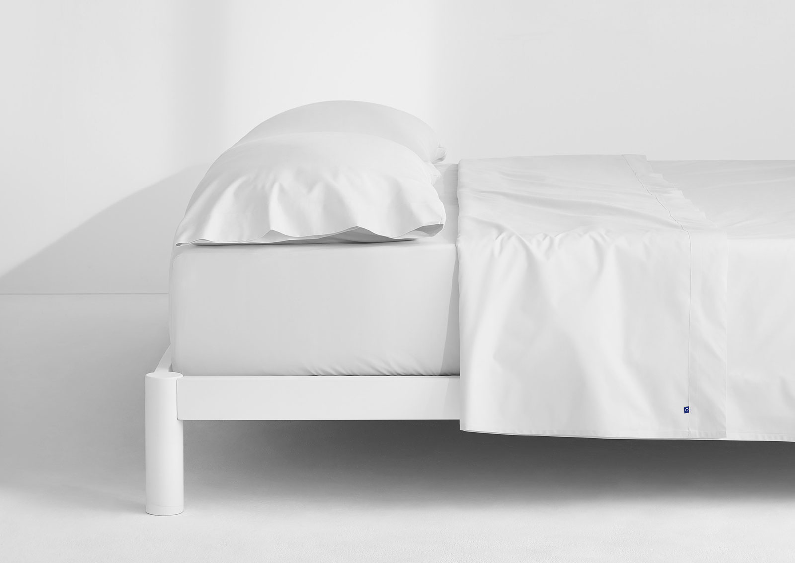 Ikea Boxspring 220 Cm Supima Fitted Sheet Uk