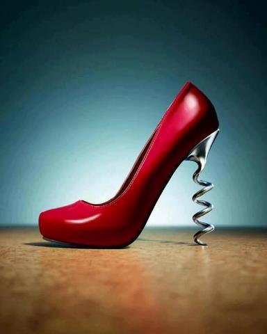 tuesday shoesday corkscrew