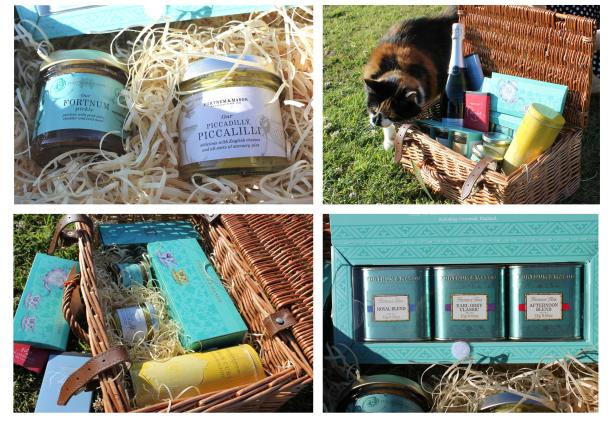 fortnum and mason hamper to celebrate prince william and duchess of cambridge royal baby heir