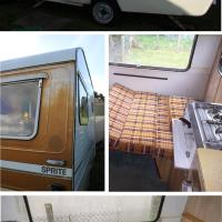 A massive new project for Cassiefairy ~ my vintage caravan