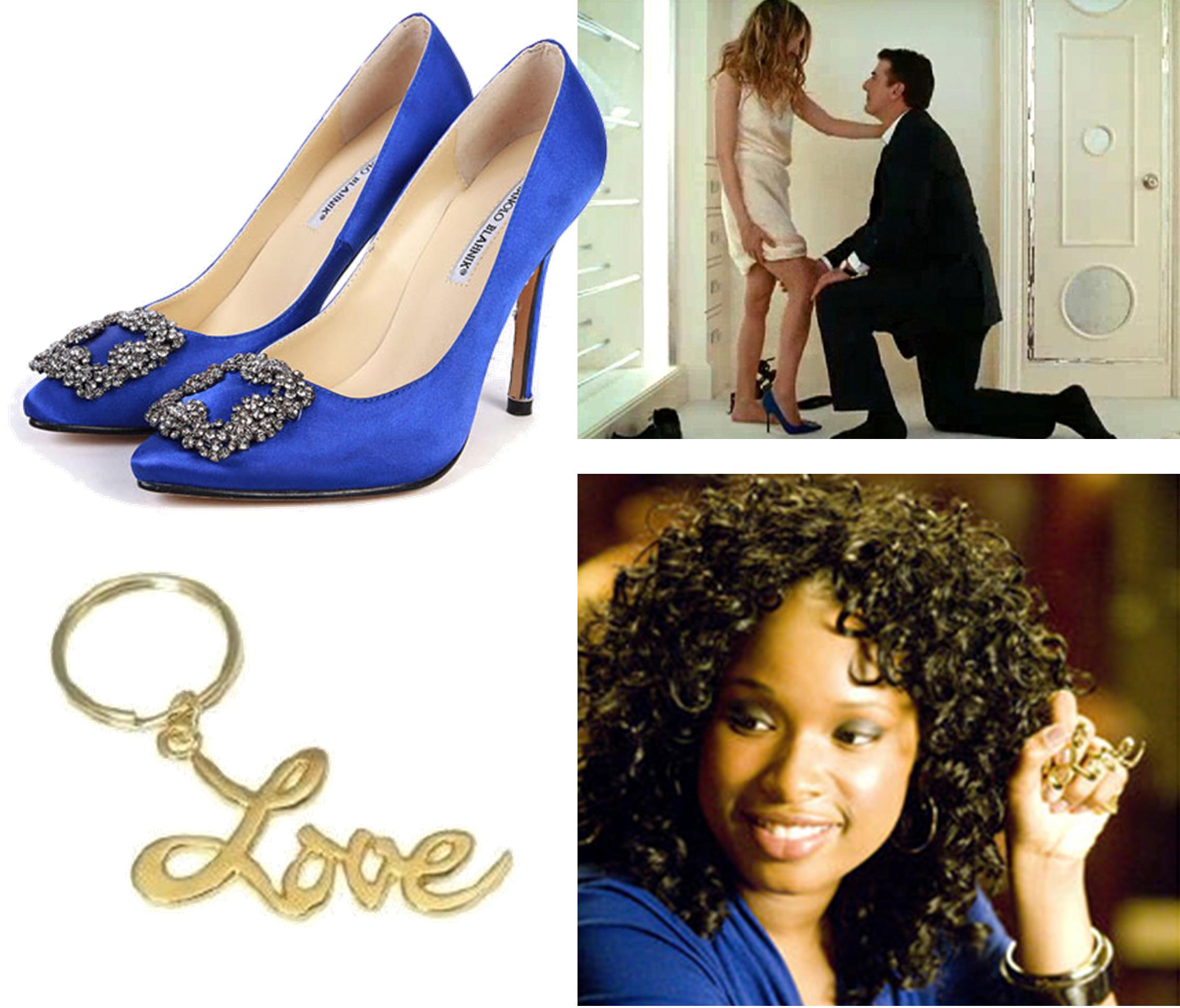 Manolo blahnik sex and the city movie shoes