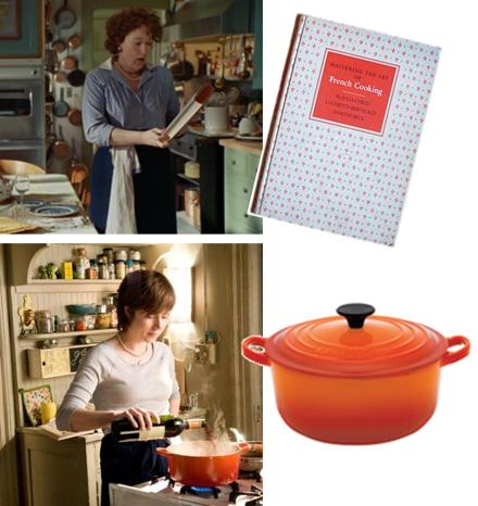 julie and julia gifts for chick flick fans