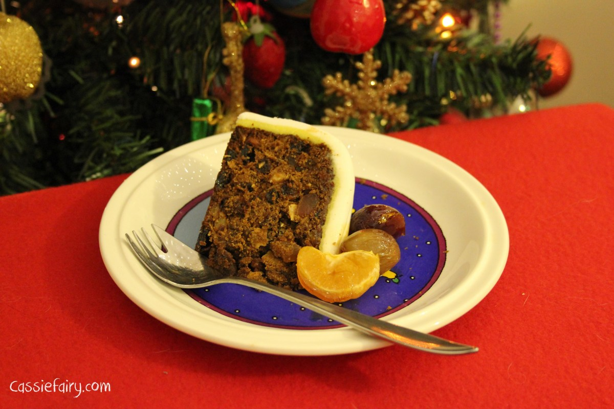 Pieday Friday ~ The ultimate Christmas cake with a caribbean twist!