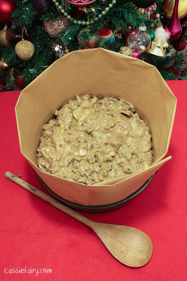 Caribbean Christmas Cake recipe-4