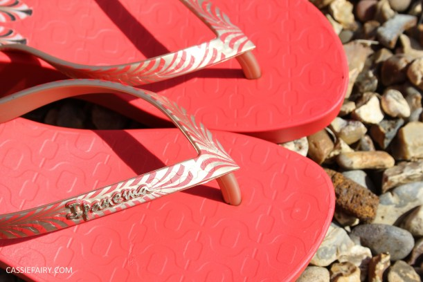 tuesday shoesdat summer flip flop fashion wedge shoes-3