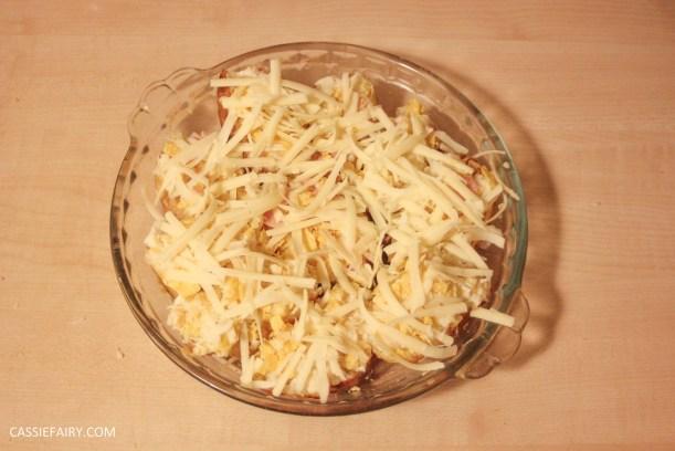 primula evening snack recipe loaded ham and cheese potato skins-9