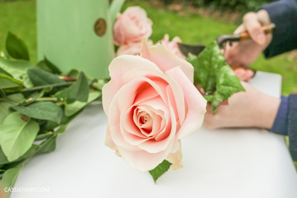 rose bouquet flowers gift blossoming gift valentines present-5