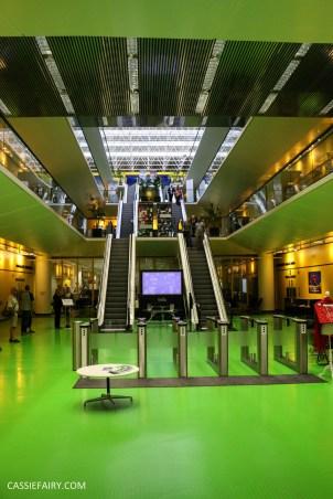 norman-foster-utopian-black-glass-willis-building-ipswich-suffolk-yellow-and-green-interior-office-70s-1970s