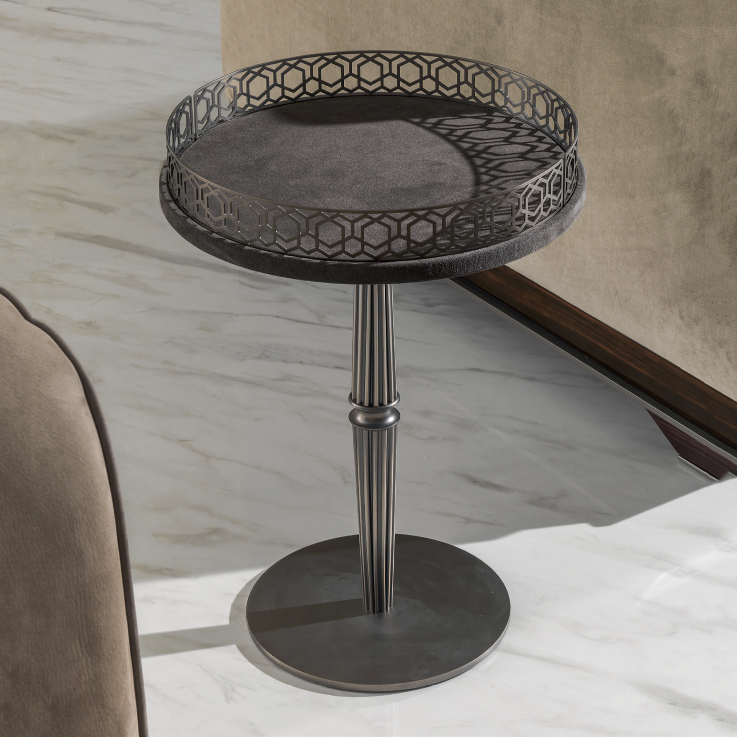 Gueridon Table Gueridon Side Table