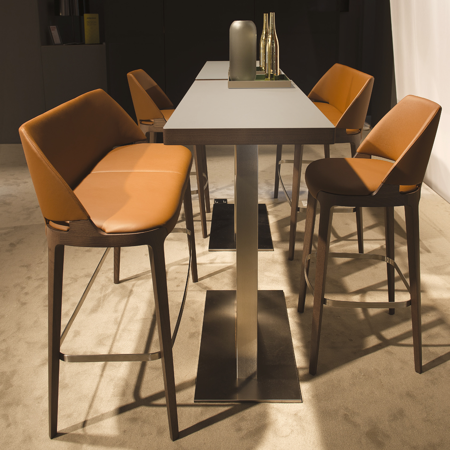 Luxury Bar Stools Luxury Italian Designermasai Bar Table Italian Designer