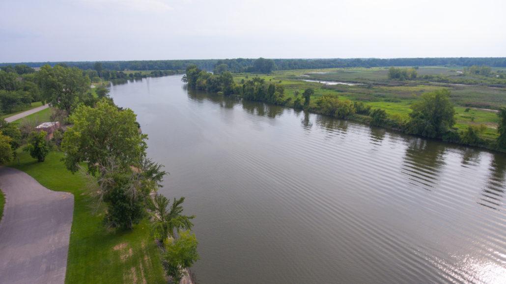 M13BoatLaunchtoWickesPark - Cass River Water Trail