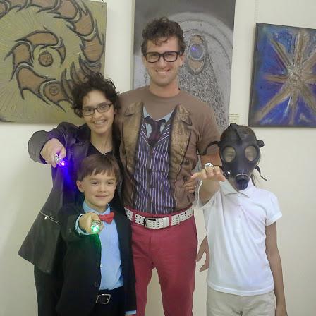 Whovian Halloween