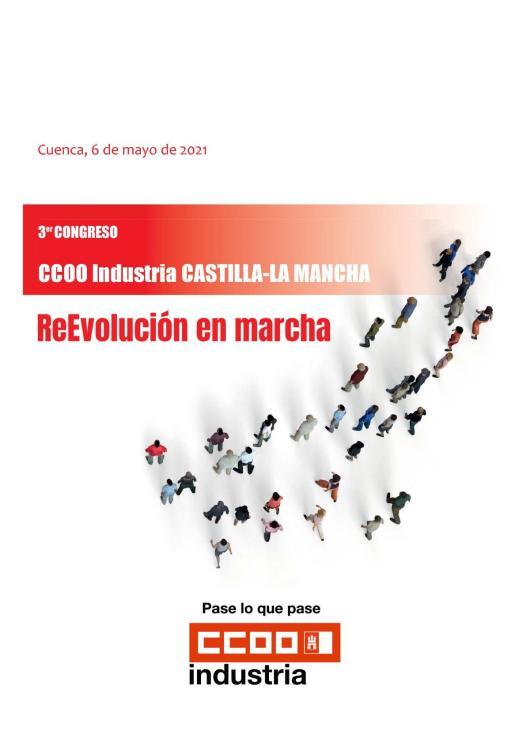 Congreso CCOO Industria CLM