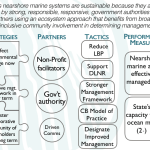 The Foundation shares its updated Nearshore Marine Conservation Theory of Change
