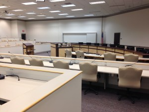 Gwinnett's higher ed style training facility for aspiring principals