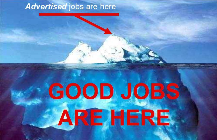 40Plus of Greater Washington - Exposing the Hidden Job Market with