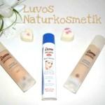 Luvos Naturkosmetik Beautyblogger Review Bewertung Erfahrung 1