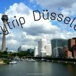 Medienhafen Düsseldorf Hyatt Hotel Travelblogger Citytrip Reisen Lifestyle