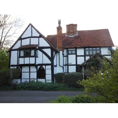 Medium Crop Of Old Farm House
