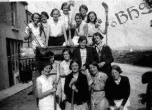 Castletownbere_Camogie_Team_1930