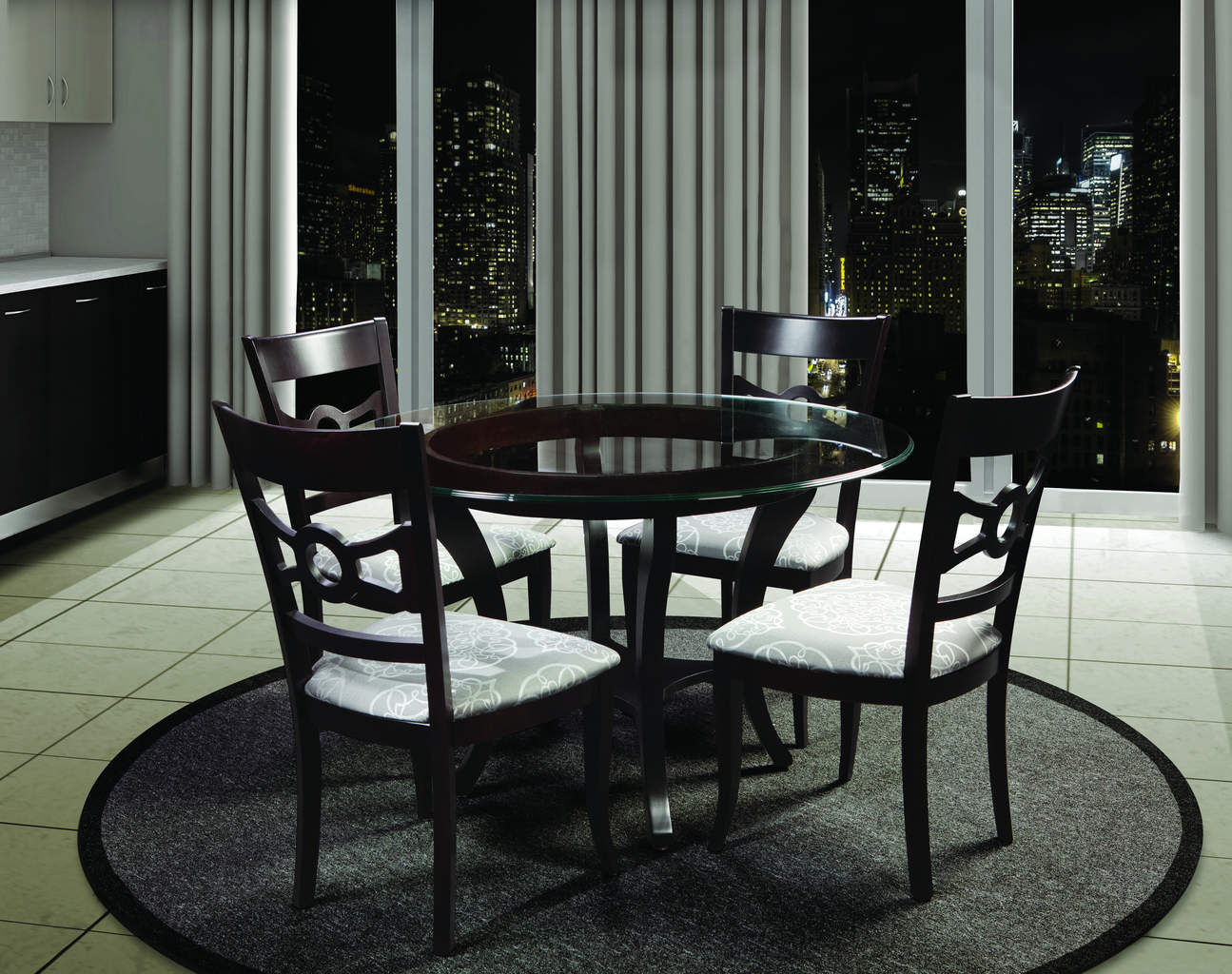 Dining Room Furniture Glass Dining Room Sets And Dining Room Tables And Chairs
