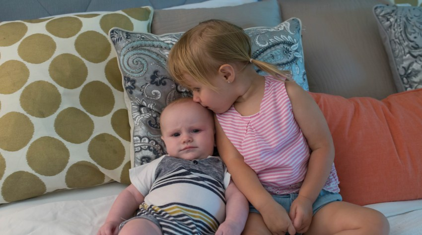Adjusting to Two: Finding Time for your First Child