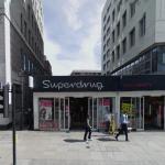 Sainsbury's on the Strand