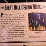 explanation of how the Great Hall ceiling was created