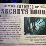 a few words about the Chamber of Secrets Door