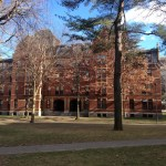 Harvard University's Weld Hall