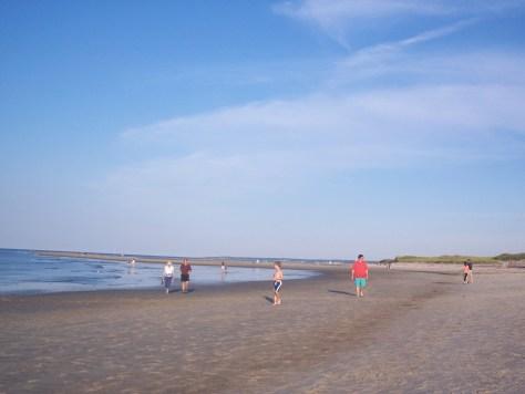Crane Beach in Ipswich, MA