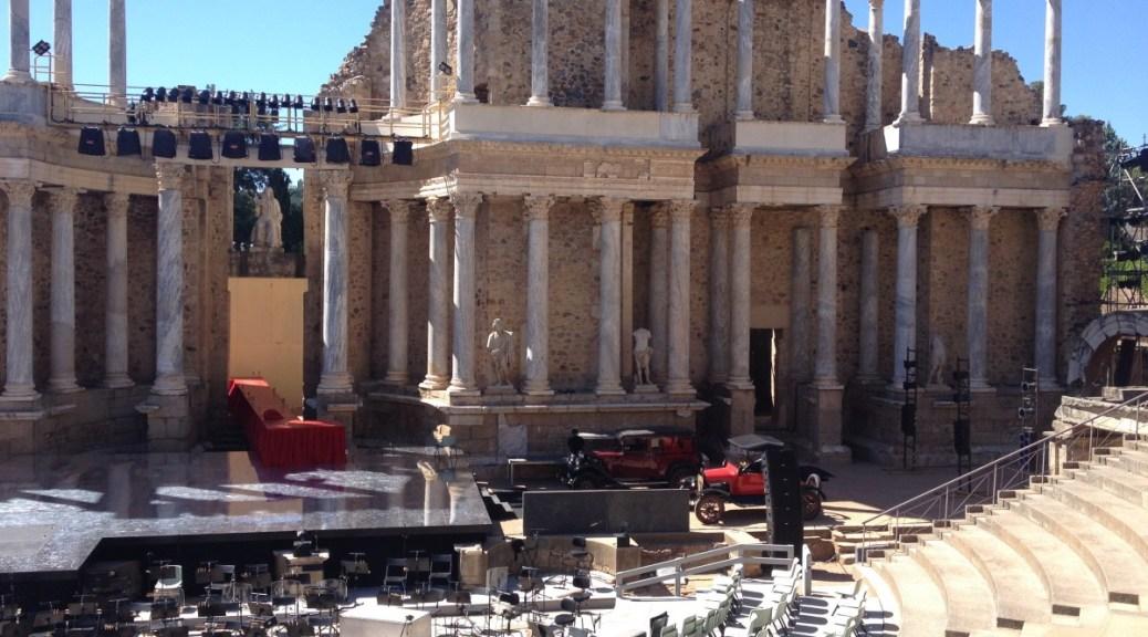 Mérida's Teatro Romano