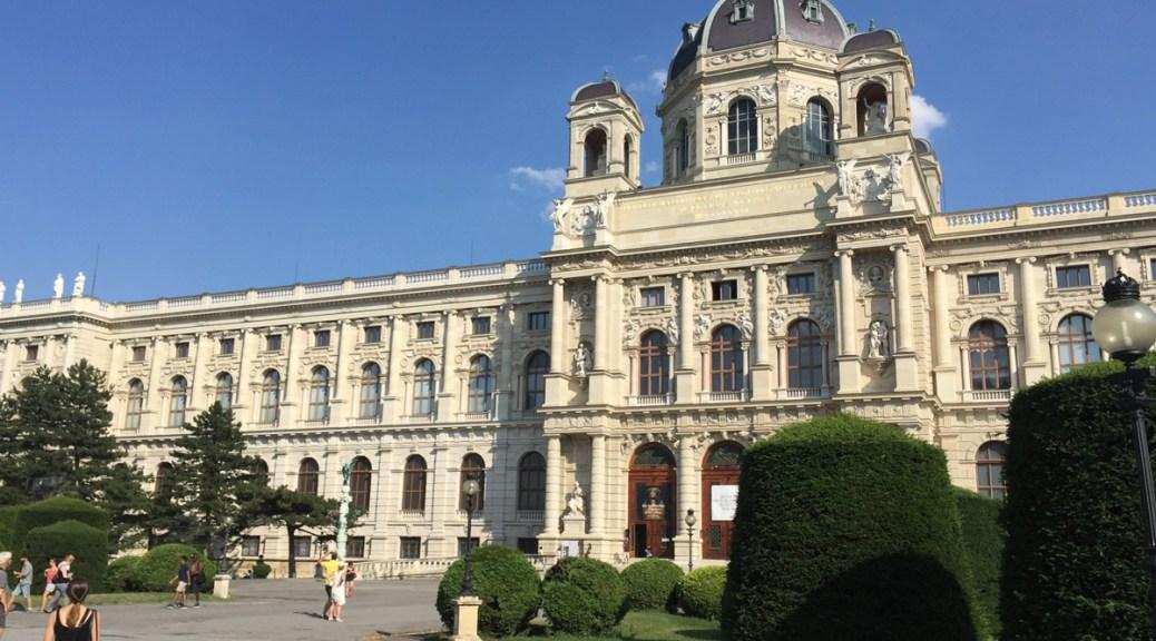 Kunsthistorisches Museum in Vienna, Austria
