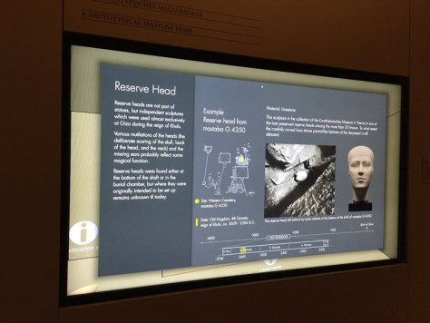 the large size monitor reflecting the view my kids had on their interactive tablet