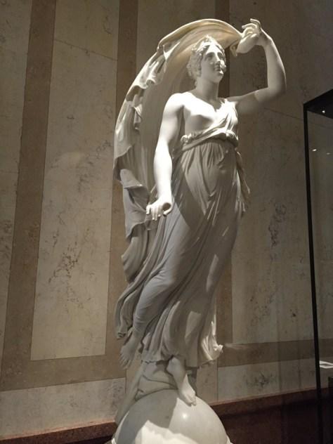 Iris, the Goddess of the Rainbow by Gaetano Matteo Monti