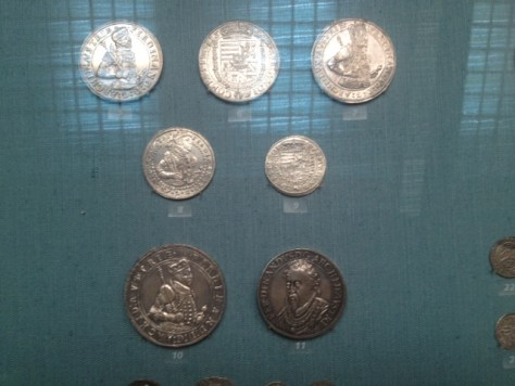 coins from the Coin Collection at the Kunsthistorisches Museum