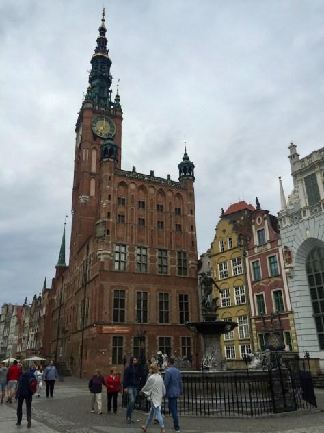 Gdańsk Town Hall (Ratusz)