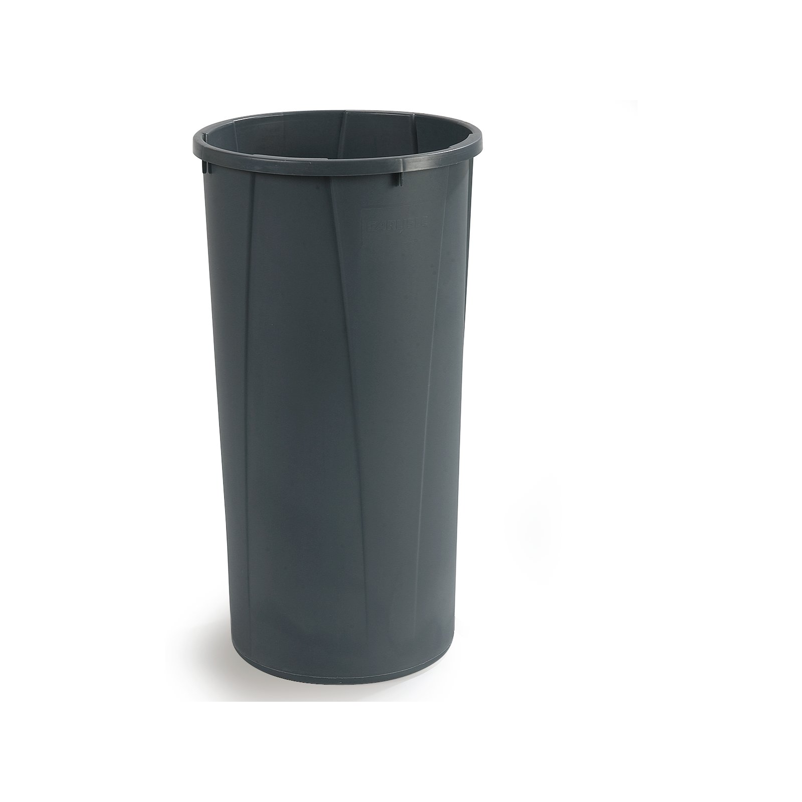 Tall Narrow Trash Can 34312223 Centurian Round Tall Waste Container Trash Can