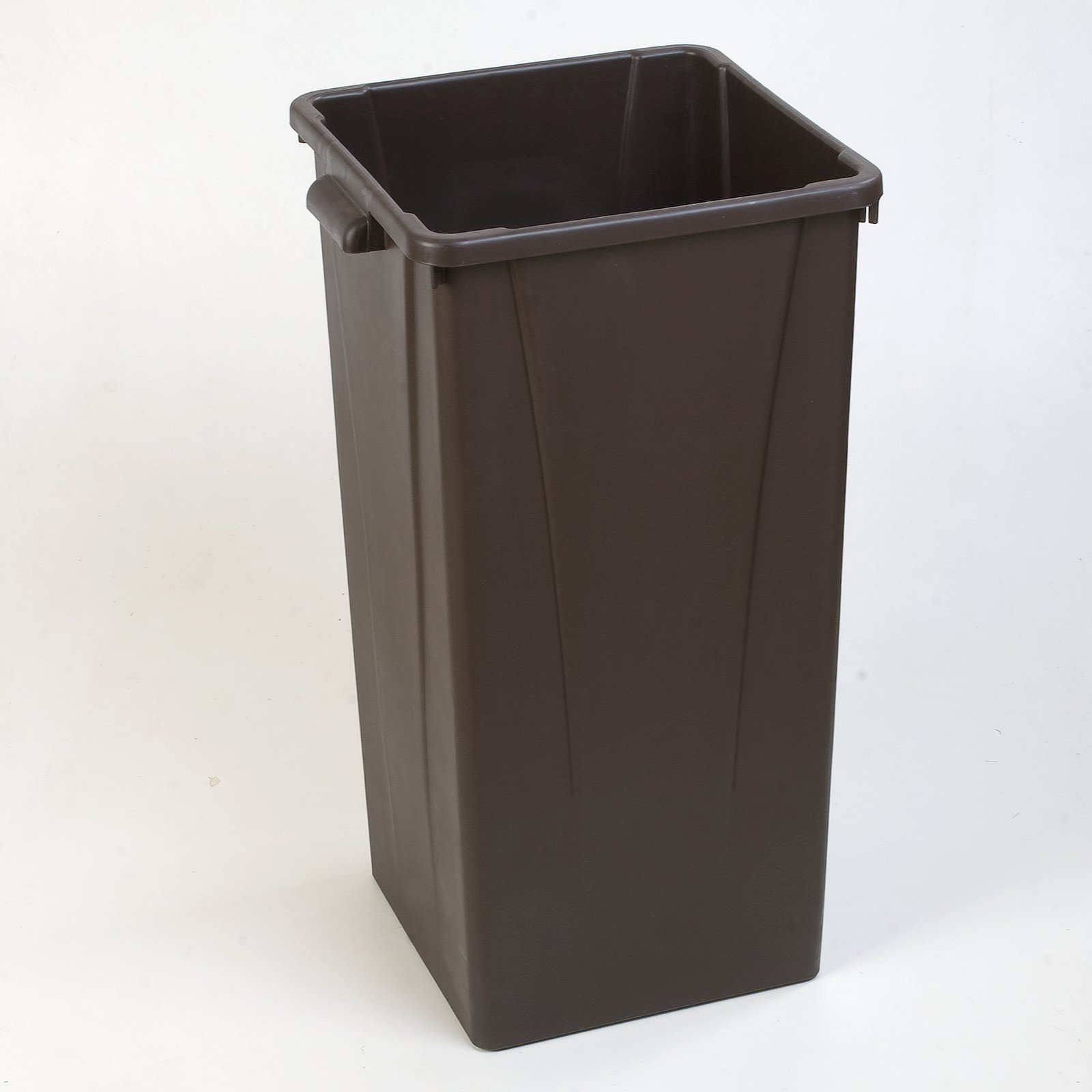 Tall Narrow Trash Can 34352369 Centurian Square Tall Waste Container Trash