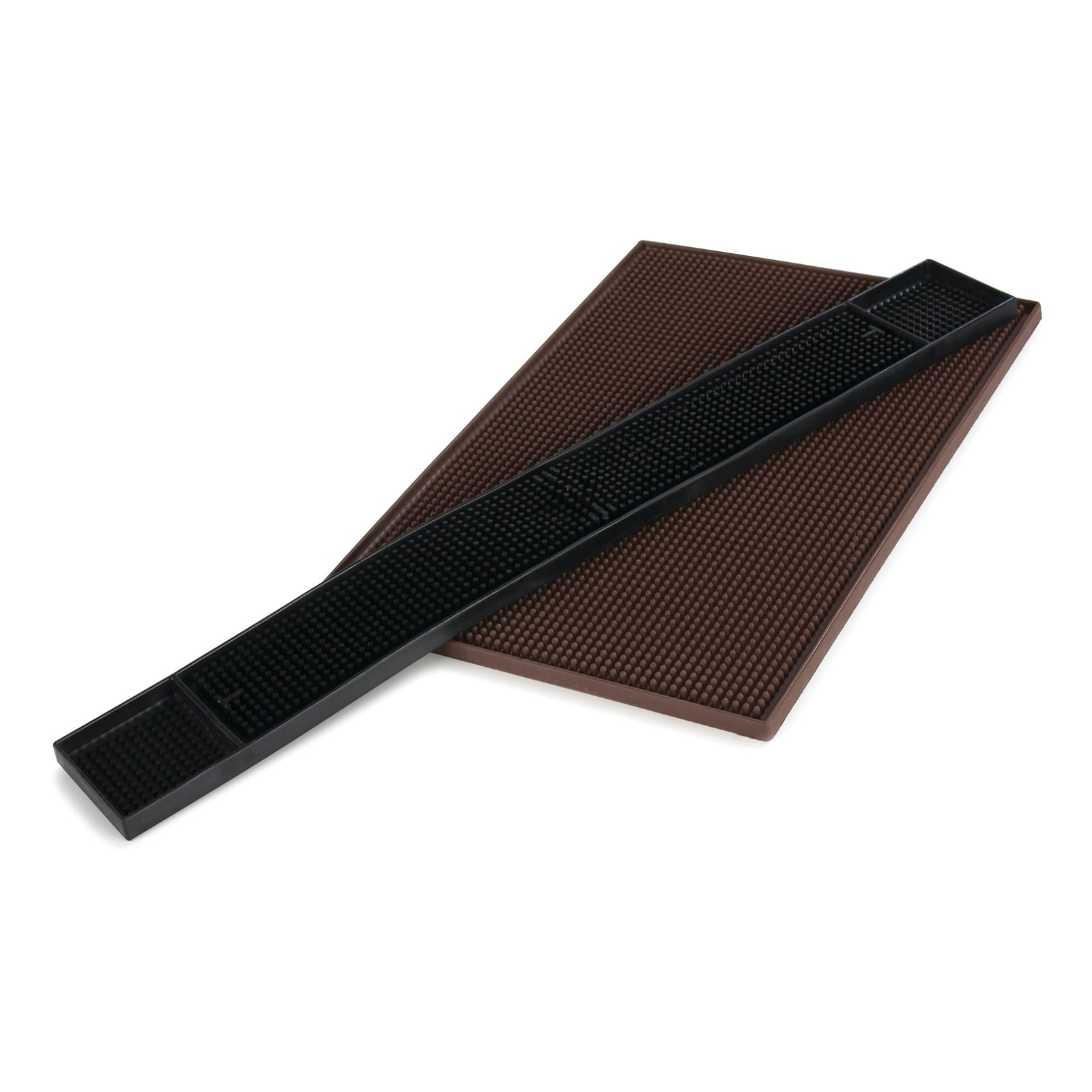 Bar Drink Mats 1060201 Bar Mat 3 25 X 26 75 Brown Carlisle