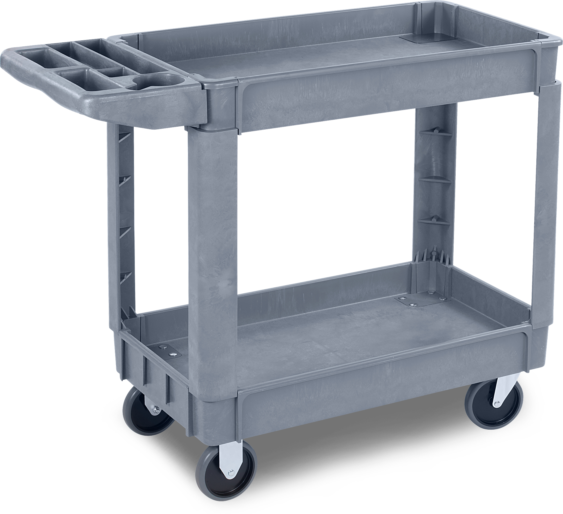 Small Laundry Cart Uc401823 Bin Top Utility Carts Small Bin Top Utility