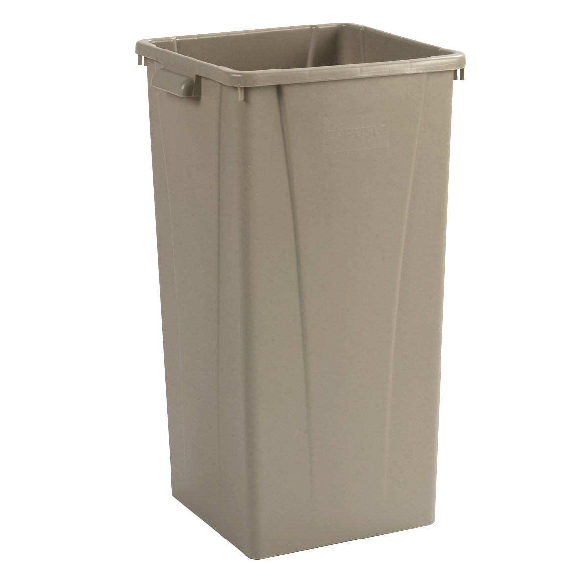 Tall Narrow Trash Can 34352306 Centurian Square Tall Waste Container Trash