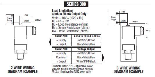 3 Wire Pressure Sensor Circuit Diagram Wiring Diagram