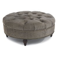 Round Cocktail Ottoman  Mississippi-Made Catalog